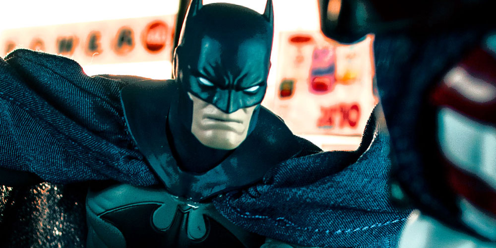 Toypixx Mafex Batman can go toe to toe with every figure in my collection!