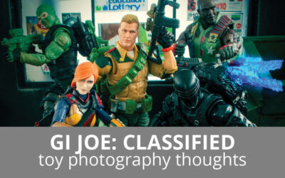 GI Joe: Classified – Toy Photography Thoughts
