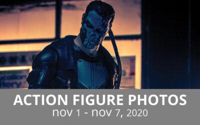 Action Figure Photography: Nov 1, 2020 – Nov 7, 2020