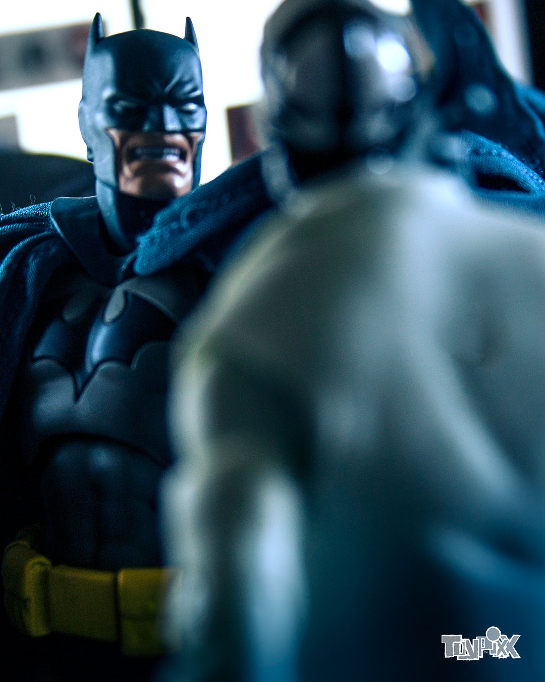 Toypixx Mafex Batman Hush Toy Photography