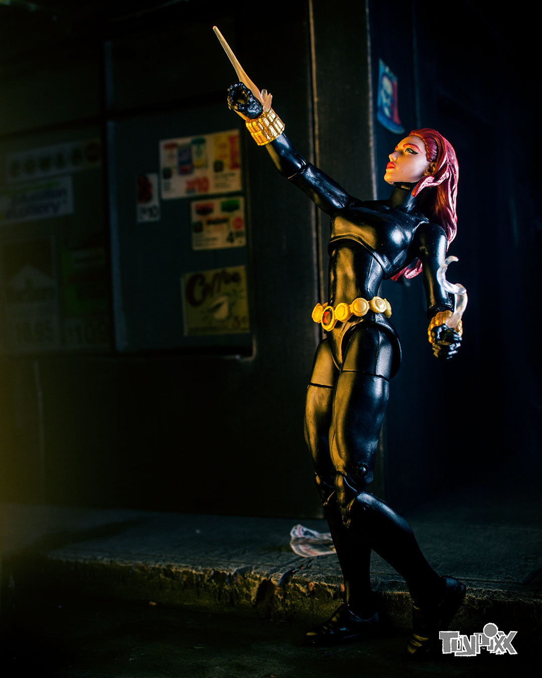 Toypixx Marvel Legends Black Widow