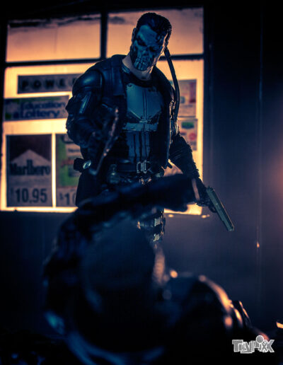 Toypixx Toy Photography Marvel Legends Fan Channel Punisher