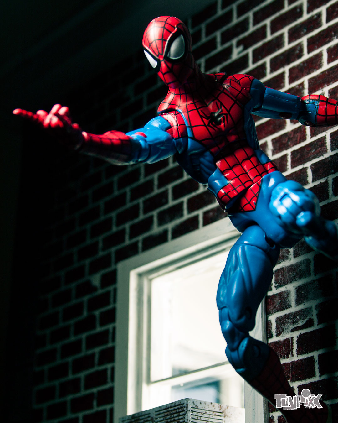 Toypixx Marvel Legends Spider-Man Toy Photography