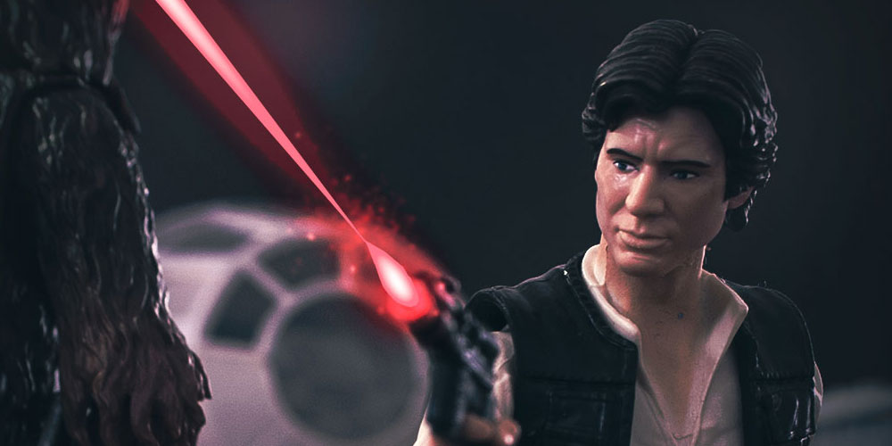 Toypixx Wishlist - A redone Star Wars Black Series Han Solo from A New Hope