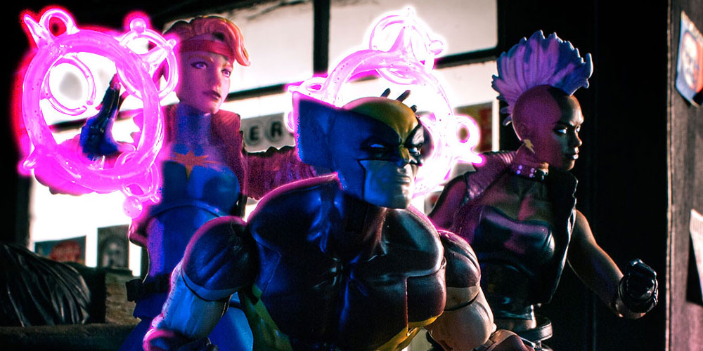 Toypixx Wishlist - A Marvel Legends Outback Era Psylocke